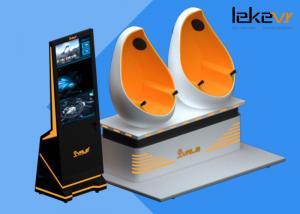 China Popular LEKE 9D VR Cinema / 9D VR Egg 5D Cinema 7D Theater RoHS Approved on sale