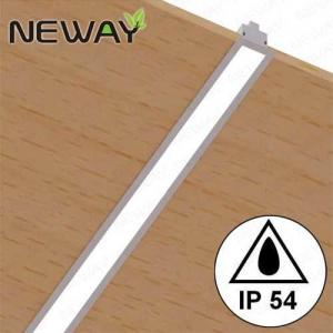 China 24W 36W 48W 60W IP54 ED Linear Recessed Ceiling Light Fixture Wall Washing or Wall Lighting Architectural Linear Fixture on sale