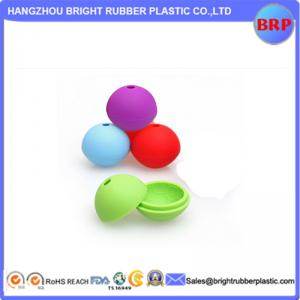 China OEM High Quality 50 Shore A FDA Various Colors Easy Release Silicone Ball on sale