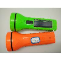 BN-431S Plastic LED Flashlight Recharge Torchlights