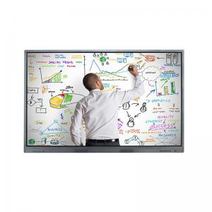 China Classroom Touch Screen Board For Schools Infrared Sensor Simple Combination on sale