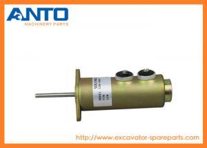 China 110-6465 CAT Engine Shutoff Stop Solenoid Valve Used For Caterpillar Excavator Parts on sale