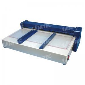 China CCP650E Single Electric Paper Creasing Machine 220V / 110V 770x460x175 mm on sale