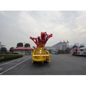 China 6X4 ISUZU Concrete Pump Trucks 37m Truck-mounted Concrete Delivery Pump on sale