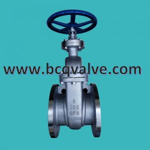 China ANSI/API FLANGED CLASS150  STAINLESS STEEL HIDING(NON-RISING) STEM GATE VALVE on sale