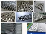 Industrial Titanium Bar ASTM Standard Titanium Alloy Type Optional
