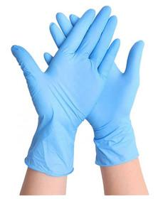 China OEM Breathable Disposable Gloves Disposable Nitrile Gloves Powder Free on sale