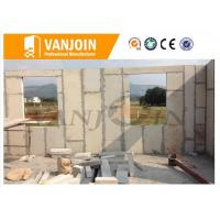 China Heat Insulation Precast Concrete Wall Panels , Exterior Structural Insulated Panel on sale