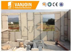 China 熱絶縁材のプレキャスト コンクリートの壁パネル、外部の構造絶縁されたパネル on sale