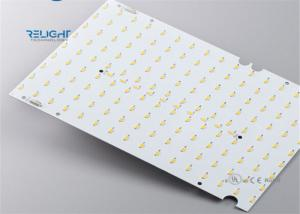 China 1.2mm Aluminum LED PCB Module Square PCBA 5630 LED for Ceiling on sale