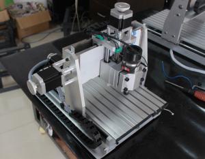 China Desktop CNC Milling Machine / CNC Metal Engraving Machine / CNC PCB Drilling Machine on sale