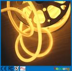 DC24V 16mm diameter tube light  360 degree tube neon round led neon flex warm white