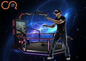 China HTC Vive Shooting Game Simulator VR Walker Experience 360 Degree Scene on sale