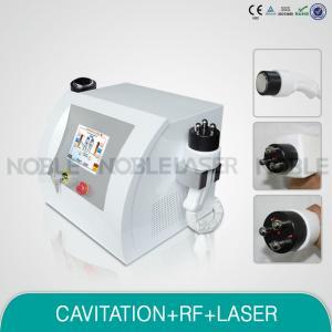 China best fat cells reduce ultrasonic cavitation rf laser fat loss machine on sale