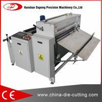 Sheet cutting machine for PET film PVC film
