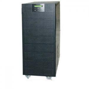 China Double conversion Single Phase online UPS Systems devices 10KVA / 7KW for Lightning Protection on sale
