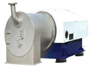 China Automatic Continuous  Piston Push Filter Centrifuge  For Fertilizer Separation on sale