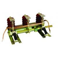China JN15-12/31.5kA-210mm High Voltage Earthing Switch / Ground Switch Simple Structure on sale