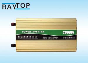 China 2000W Vehicle Power Inverter Peak Power 4000W Inverter With 6 High Protects on sale