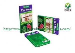 Quality O cacto de P57 Hoodia suprime comprimidos naturais do emagrecimento do apetite for sale