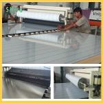 1250mm Surface PE Protection Film For Brushed Stainless Steel Sheet