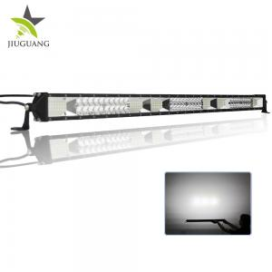 China Dual Row Off Road Led Light Bar Low Air Drying IP 68 CE ROHS Standard on sale