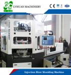 White Injection Blow Moulding Machine , Medical Bottle Blow Molding Machine
