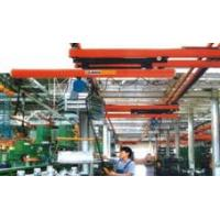 Cold-rolled Telescopic Beam Flexible Light Crane Systems