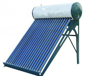 China etc solar water heater on sale