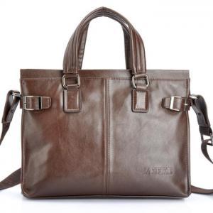 China ZEFER Man Business Leather handbag AZ050-05 on sale