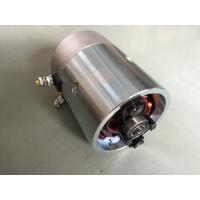 China White Zinc 1600W 12 Volt DC Motor for Hydraulic Power Pack Units on sale