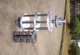 China scarifier drum on sale