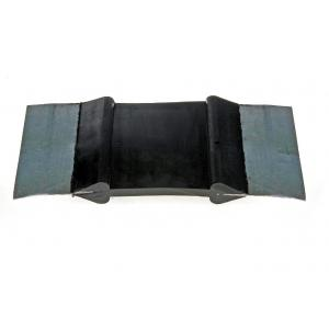 China Custom Molded Rubber Parts steel-edge rubber waterstop sheet on sale