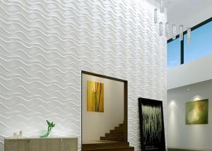 Decorative Plastic Wall Panels plastic wall cladding textured exterior 3d wall panels outdoor pvc