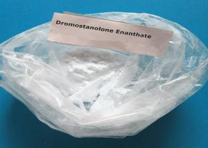 China CAS 472-61-145 Drostanolone Enanthate Steriods Gain Muscle Bodybuilding White Powder on sale