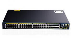 China CISCO  WS-C2960X-48FPD-L  Catalyst 2960-X 48 GigE PoE 740W, 2 x 10G SFP+, LAN Base on sale