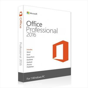 China Genuine Microsoft Office Professional Plus 2016 Key For Retail Vesion on sale