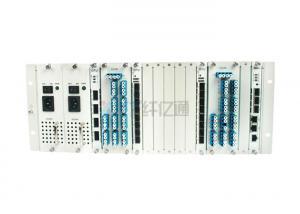 China 4U DWDM Transponder / Muxponder Dual Power Supply With Network Management on sale