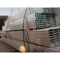 Hot - Dip Galvanized Workshop Steel Structure Of  Galvanized C & Z  Purlins