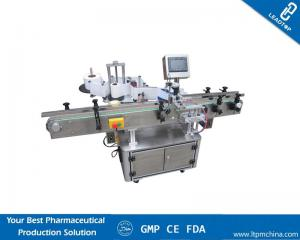 China ss304 Small Filler Automatic Labelling Machine / Sticker Labelling Machine on sale