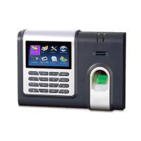 "Web WAN LAN Biometric Fingerprint Time Clock / time Recorder , 3"" TFT LCD display"