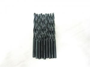 China 4* 75mm Black Construction Drill Bits , High Speed Drill Bits For Stainless Steel on sale