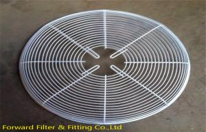 China Mesh Cap / Cover Ring Epoxy Coated Wire Mesh Sus304 Stainless Steel on sale