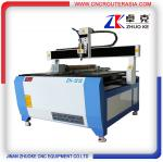 4th rotary axis CNC Engraving Carving Machine with Mach3 controller ZK-1212-2.2KW