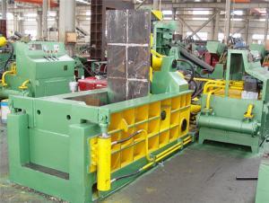 China Embaladora hidráulica delantera-hacia fuera, reciclando la prensa Y81F - 125H de la chatarra on sale