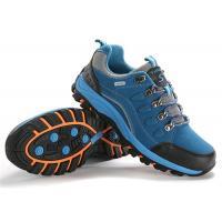 Platform Heel Off Road Mountain Running Shoes , Mens Waterproof Hiking Shoes