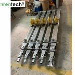 10m galvanized crank telescopic mast
