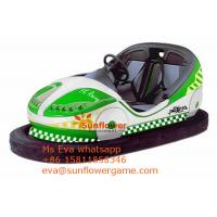 Italy Amusement Park Adult Ground Electric Bumper Cars For Sale Newest Bumper Cars