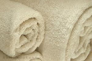 China cotton soft terry face towels on sale