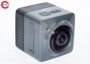 China Cube E360 Panorama 1080P WIFI Mini Action Camera 360 Degrees Colorful GVT100M on sale